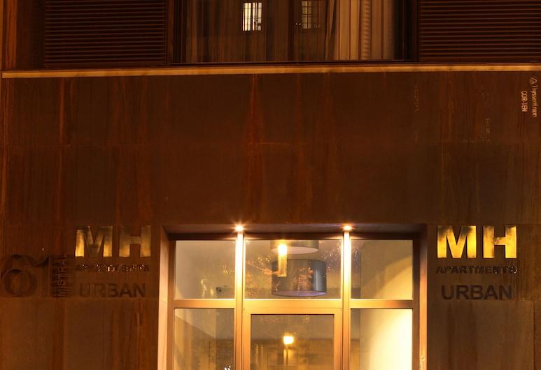 MH Apartments Urban, Barcelona, Pintu masuk hartanah