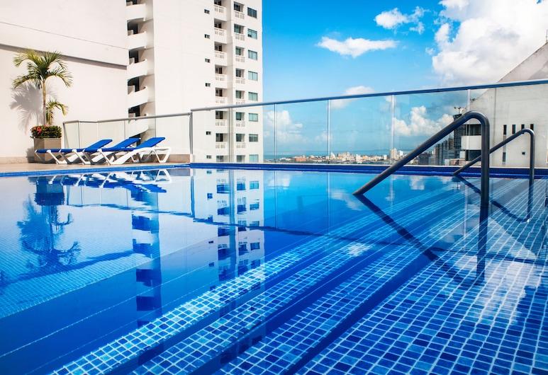 Hampton By Hilton Cartagena, Cartagena, Pool