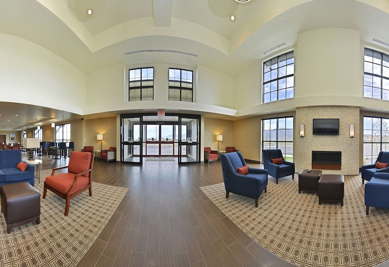 Comfort Suites Airport-University, Bozeman, Interior Entrance