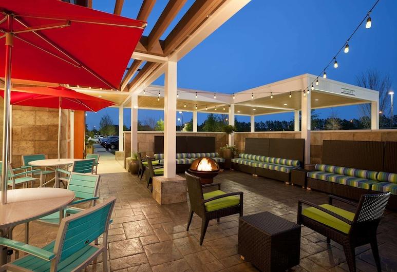Home2 Suites by Hilton Huntsville/Research Park Area. AL, Huntsville, Terrasse/Patio