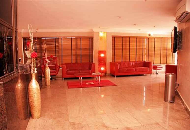 Solitude Hotel Victoria Island, Lagos, Lobby