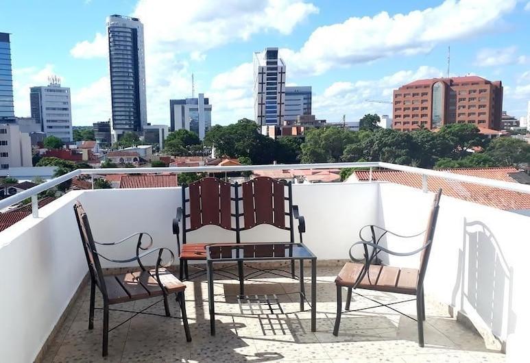 Apart Hotel Premium Suites Santa Cruz, Santa Cruz, Business Apartment, Terrace (Plus), Terrace/Patio