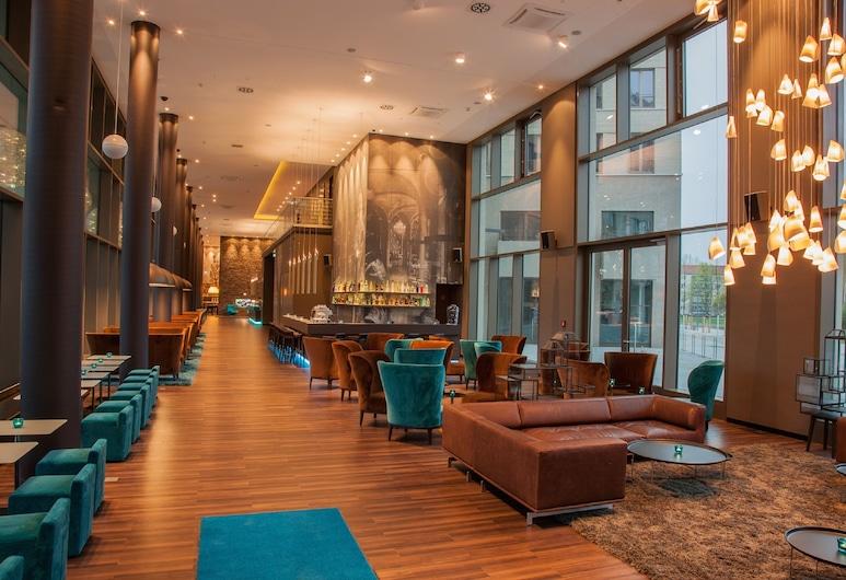 Motel One Dresden Am Zwinger, Dresden, Hotel Bar