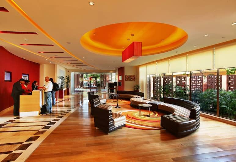 ibis Jaipur Civil Lines Hotel, Jaipur, Saguão