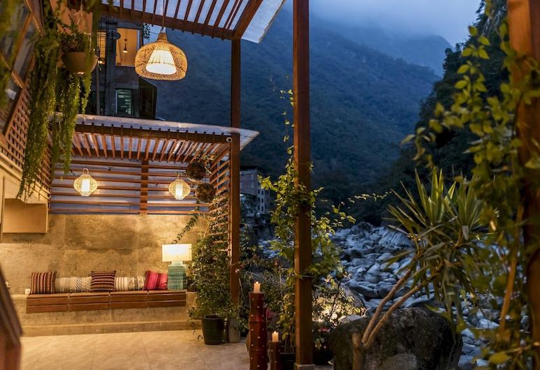 Casa Del Sol Machupicchu, Machu Picchu, Terassi/patio