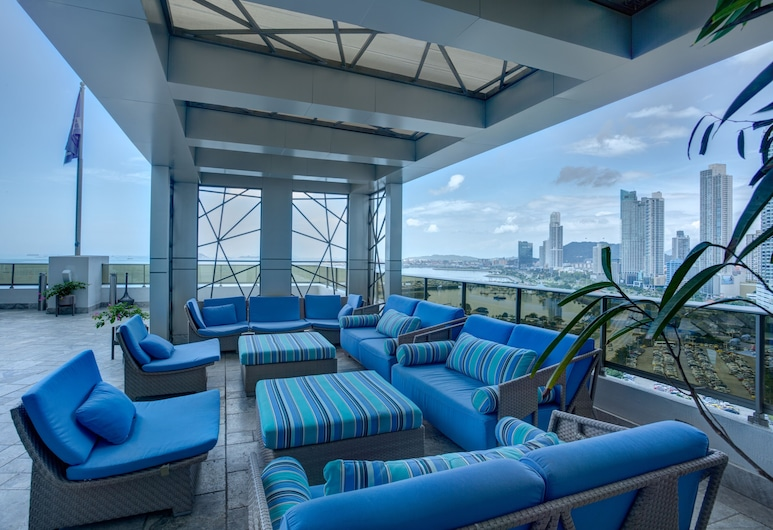 Hilton Panama, פנמה סיטי, בריכה חיצונית
