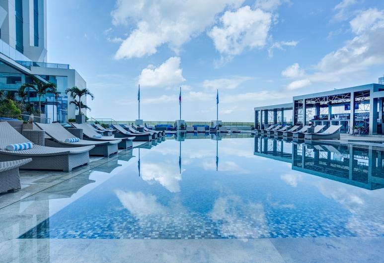 Hilton Panama, Panama City, Venkovní bazén