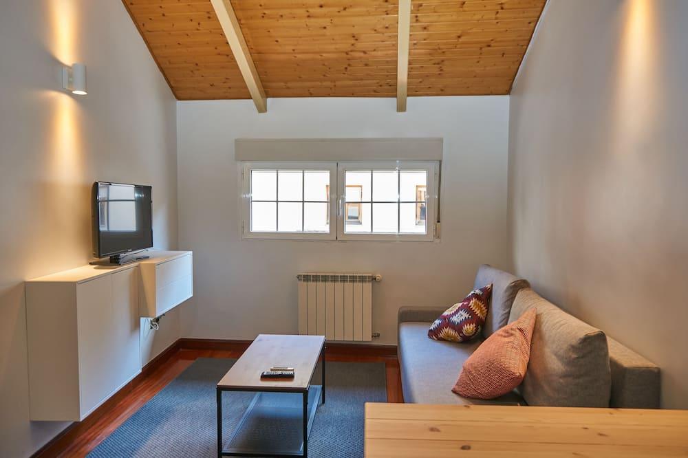 Standaard appartement - Woonkamer