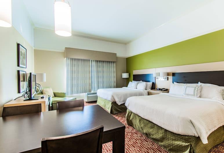 TownePlace Suites Bowling Green, Bowling Green, Studio, 2 Tempat Tidur Queen, Kamar Tamu
