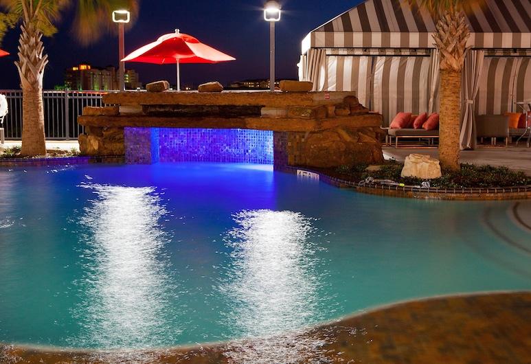 TownePlace Suites by Marriott Galveston Island, Galveston, Kolam
