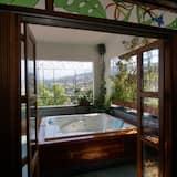 Luxury Loft, 1 Bedroom, Jetted Tub, City View - Indoor Spa Tub