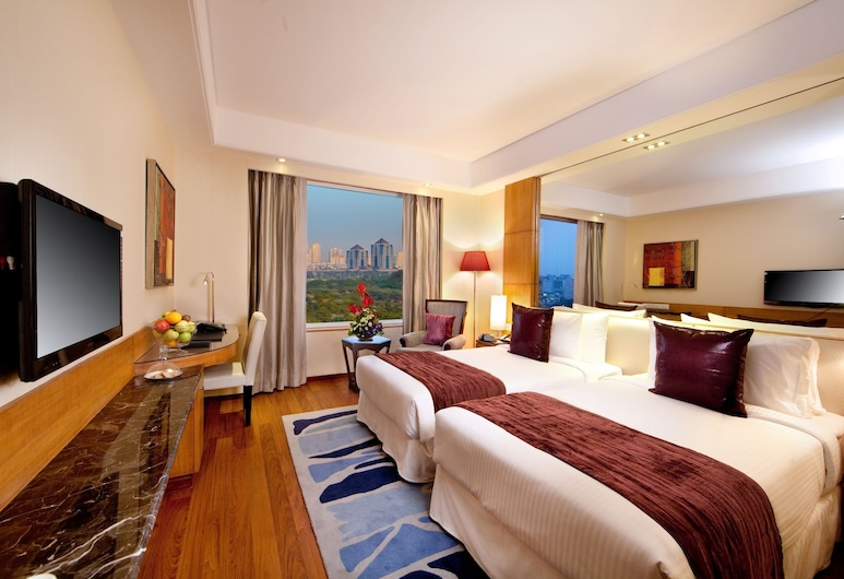 The Fern Residency Gurgaon, Gurugram, Room, Bilik Tamu