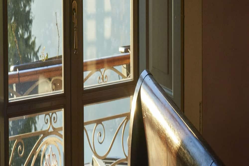 Standard Double Room, Balcony, Lake View - Balkoni