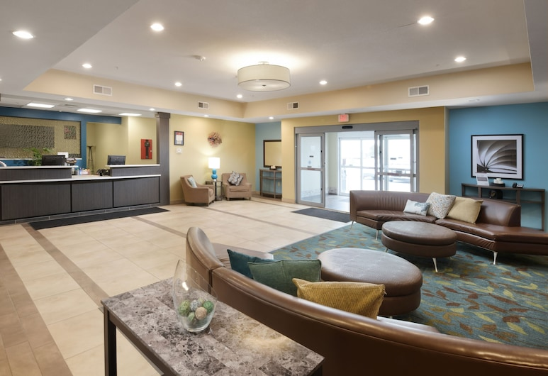Candlewood Suites Odessa, Odessa, Lobby