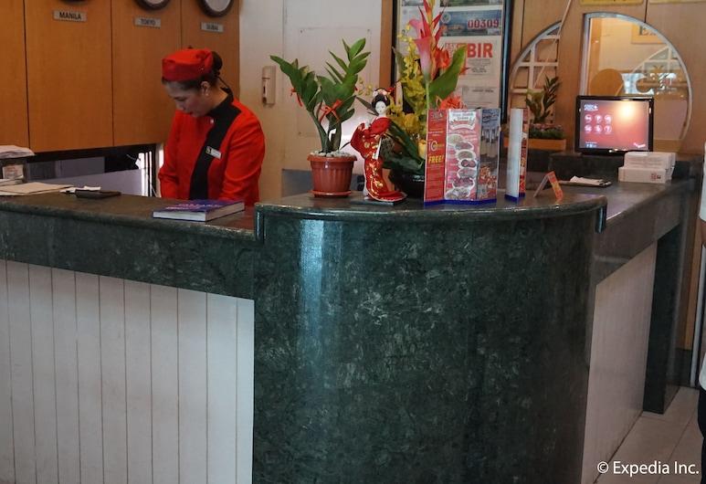 Hotel Sogo Dau, Mabalacat City, Reception