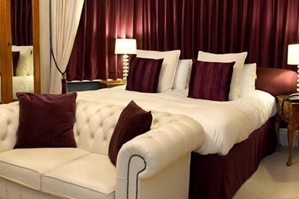 Superior-værelse med dobbeltseng eller 2 enkeltsenge - eget badeværelse (JB's) - Værelse