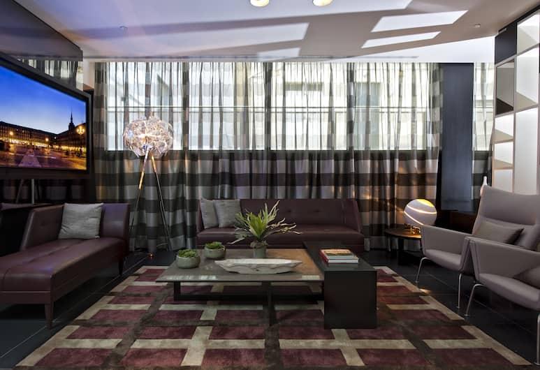 市長廣場歐洲之星酒店, 馬德里, 大堂閒坐區