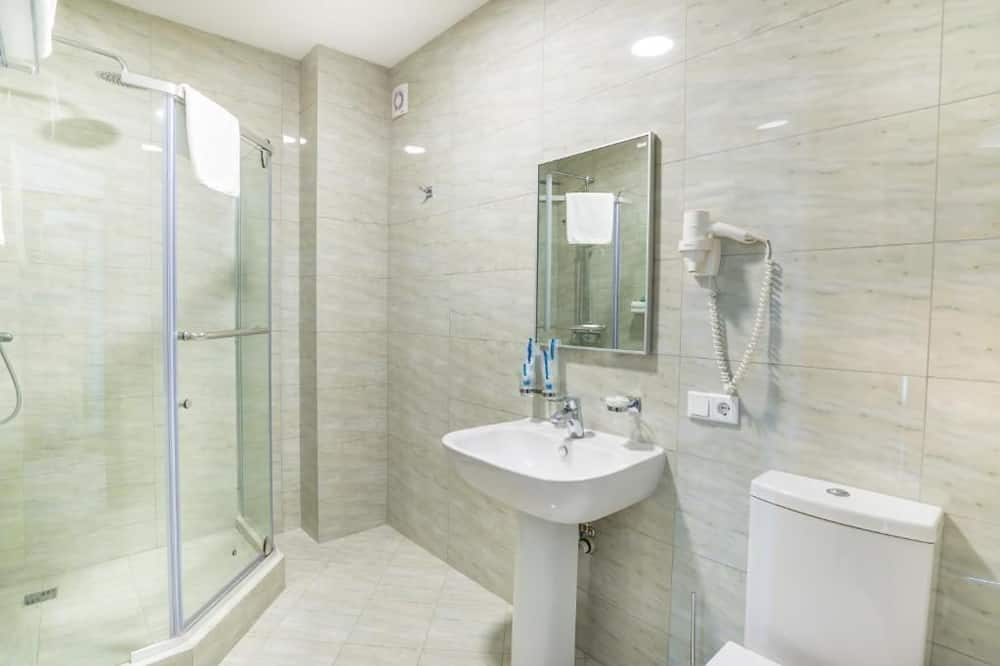 Phòng đôi hoặc 2 giường đơn Superior - Phòng tắm