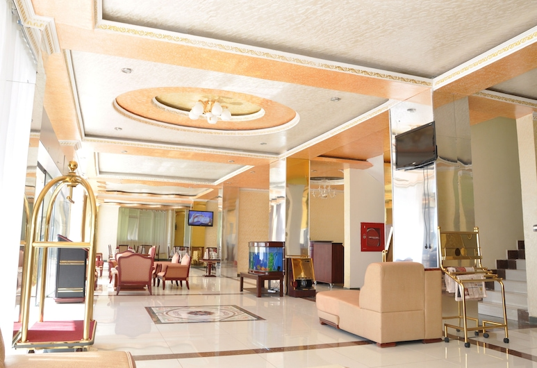 Florida International Hotel, Gondar, ล็อบบี้