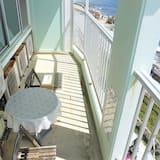 Ocean view Twin with balcony - Balcony