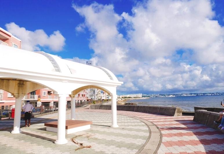 沖繩海濱飯店, 北谷, 日光浴甲板