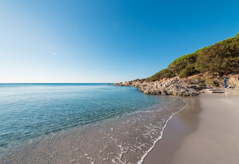 Villaggio Alba Dorata, Orosei, Playa