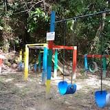 Priestory pre hranie detí