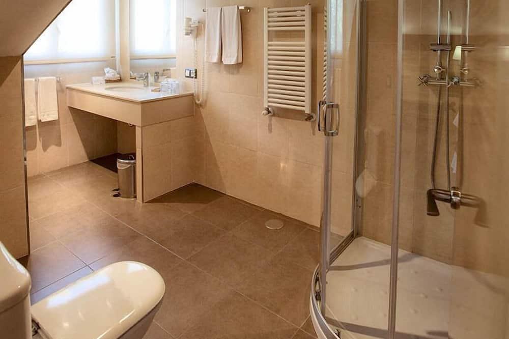 Szoba kétszemélyes ággyal (Loft) - Fürdőszoba