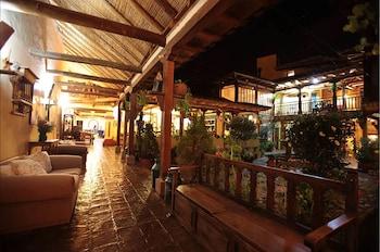 Bild vom Hotel La Posada de San Antonio in Villa de Leyva