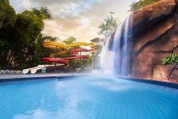 Foto van Golden Dolphin Grand Hotel in Caldas Novas
