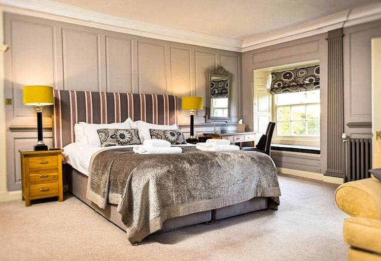 Low Graythwaite Hall Country House, Ulverston, Superior Suite, 1 King Bed, Guest Room