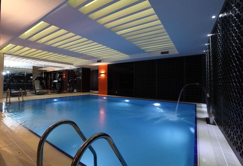 Victory Hotel & Spa Istanbul, Istanbul, Krytý bazén