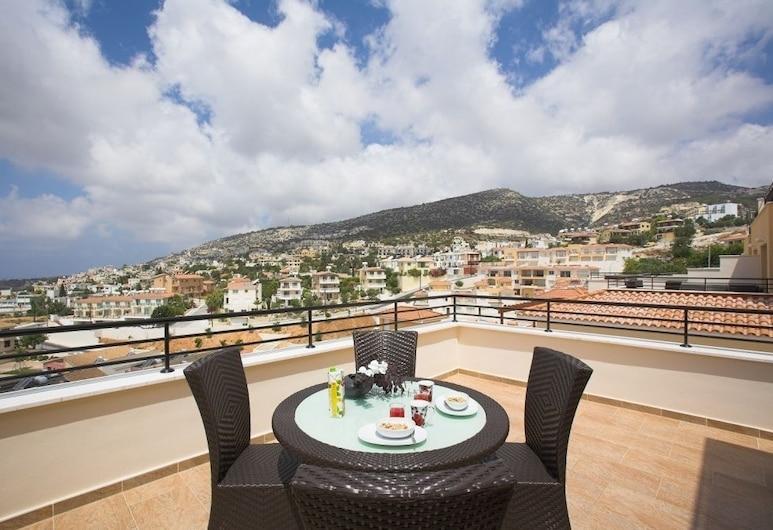 Club Coral View Resort, Pegeia, Terasa / vidinis kiemas