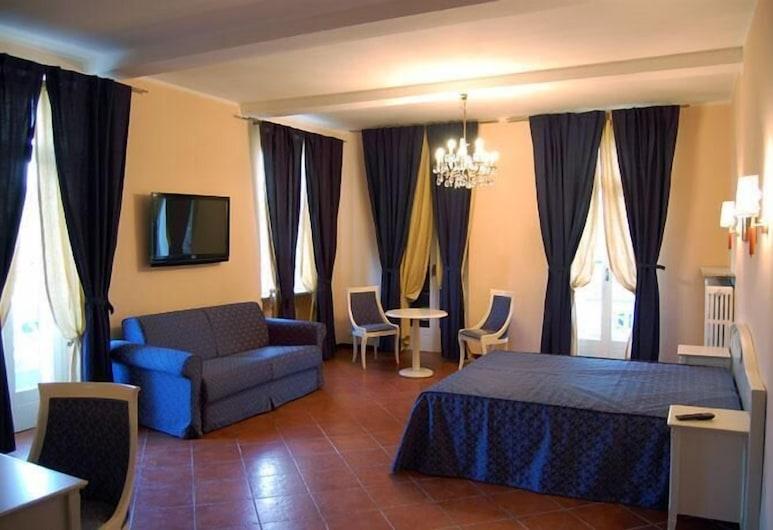 Cà Lazzaroni, Gozzano, keturvietis kambarys, Svečių kambarys