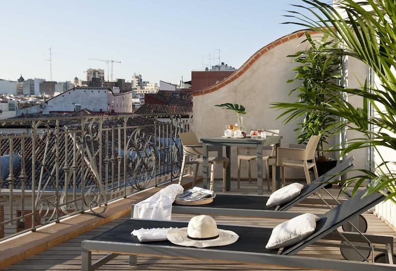 Eric Vökel Boutique Apartments - Madrid Suites, Madrid, Appartamento, 3 camere da letto, 2 bagni (Attic For 8 People), Terrazza/Patio