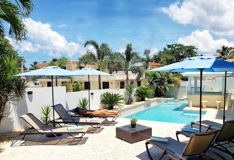 Casa Verde Hotel, Rincon, Outdoor Pool
