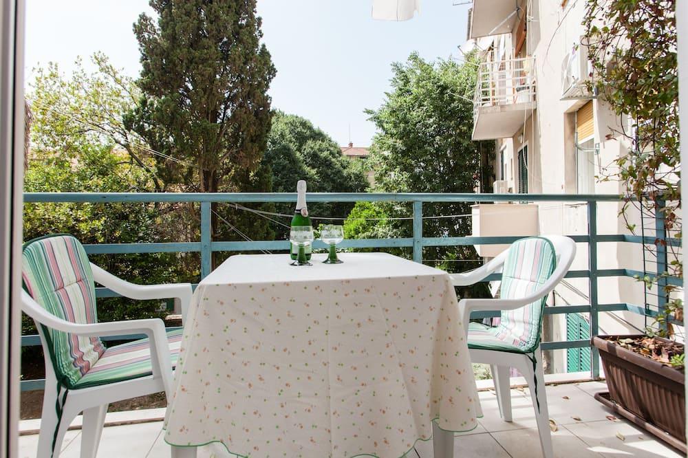Appartamento familiare, 2 bagni - Balcone