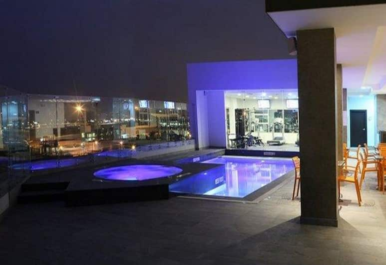 Holiday Inn Guayaquil Airport, Guayaquil, Alberca