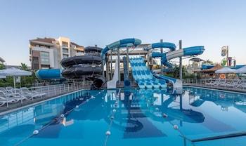 ภาพ Kirman Belazur Resort & Spa - All Inclusive ใน Belek