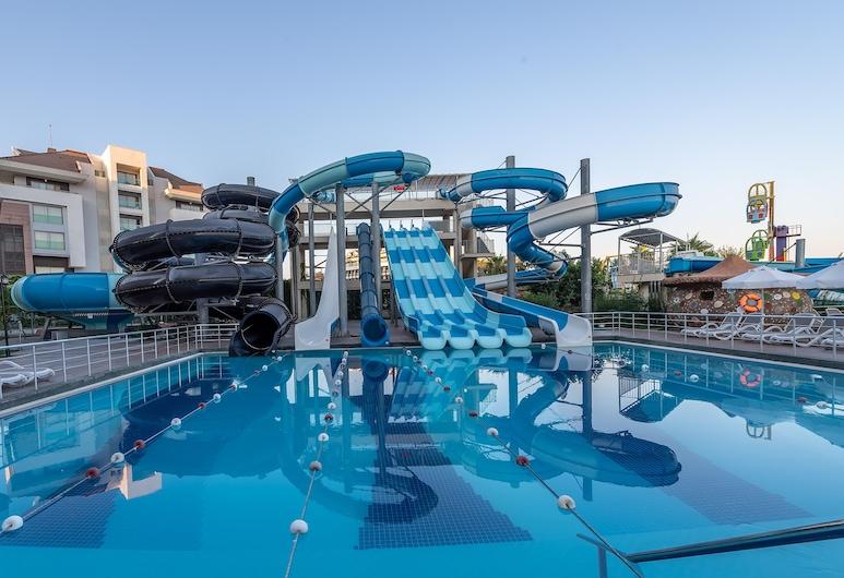 Kirman Belazur Resort & Spa - All Inclusive, Belek, สระว่ายน้ำ