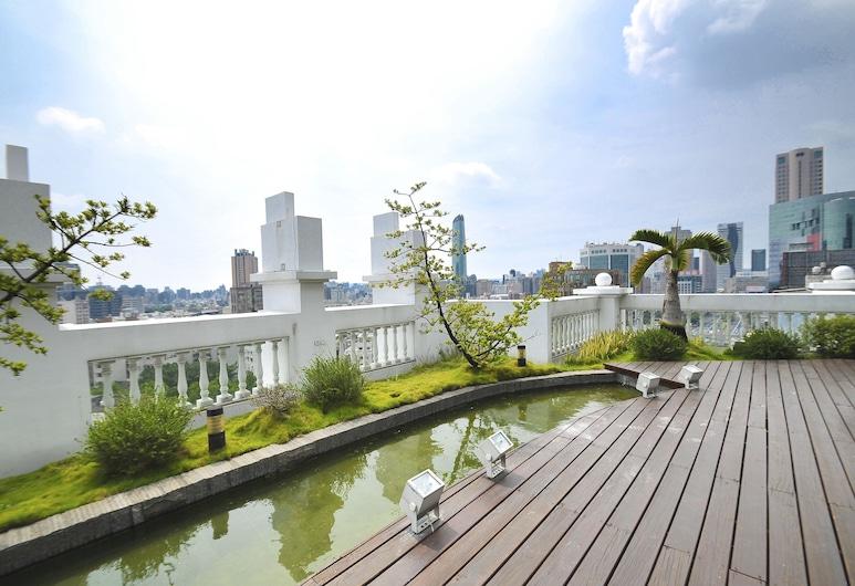 皇家季節酒店 (台中館), 台中市, 花園