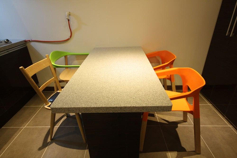 Suite - Pasti in camera