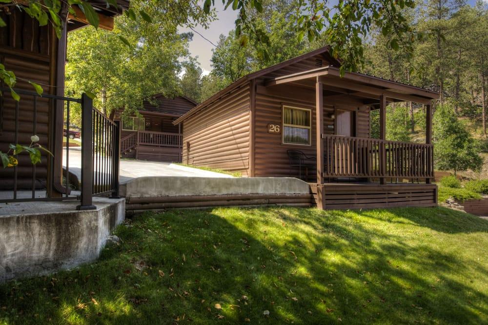 Cabaña estándar - Terraza o patio