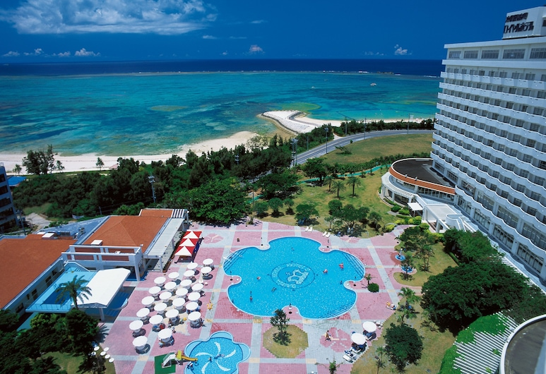 Royal Hotel OKINAWA ZANPAMISAKI, Yomitan, Strand