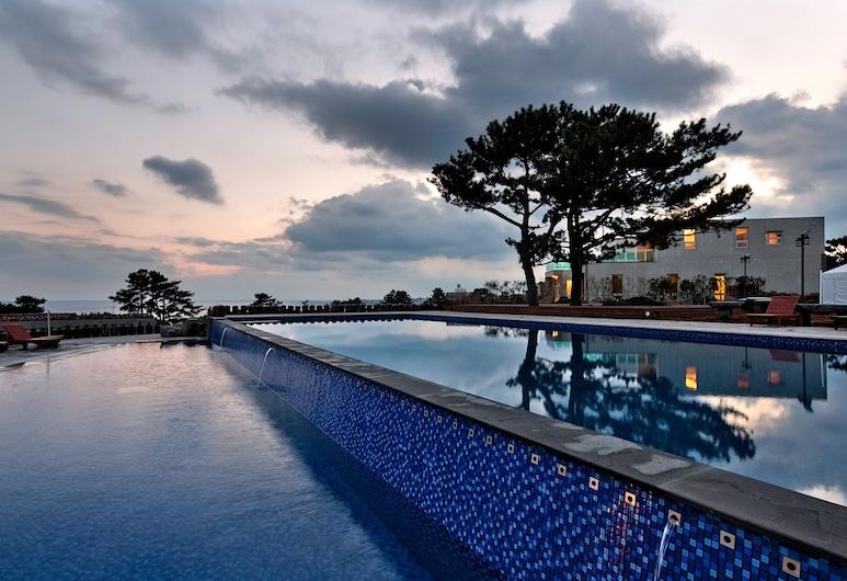 Boutique Villa De Aewol, Jeju City, Laste bassein