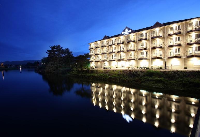 River Inn at Seaside, Seaside, Hotel Front
