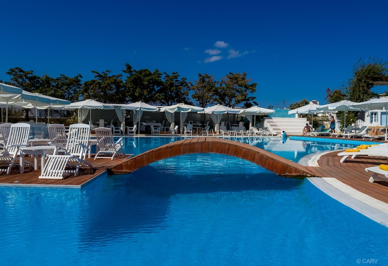Chora Resort Hotel & Spa, Folegandros, Kolam Terbuka