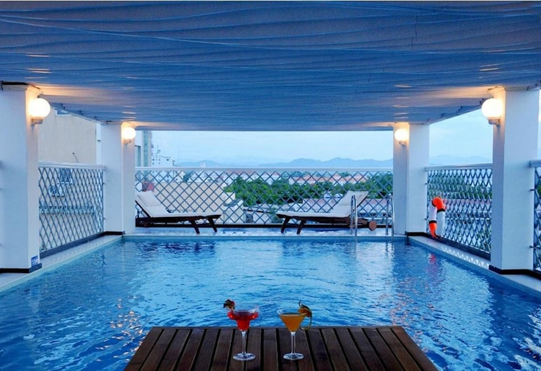 Moonlight Hotel Hue, Hue, Pool