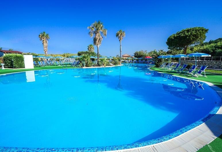 Villaggio Club Bahja, Paola, Pool