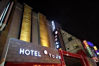 釜山、ホテル ヤジャ セオミョン ロッテの写真